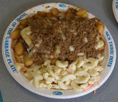 Garbage Plate | thelynches - 'cause you can't get a good one in Syracuse since Big Slim's closed. I miss that place.