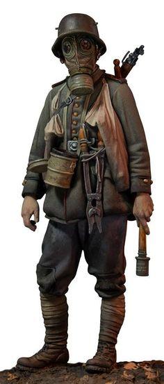 Storm trooper WW1