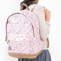 Pusheen Pink Backpack ~ $26 ~ Cute Christmas Gifts!