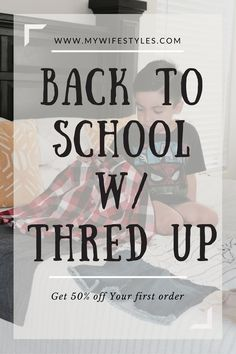 Affordable back to school clothes for your kids