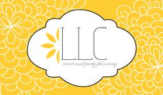 Love their logo and branding so much!    event and party planning   www.llcevent.blogspot.com