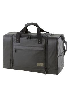 09e67653a198 Hex The Calibre Black Sneaker Duffel in BLACK Luggage Accessories