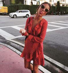 Vestido | red | dress | fashion