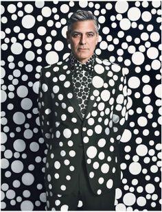 Clooney and Kusama. SO GOOD.