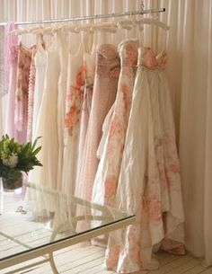 Pastel Gowns