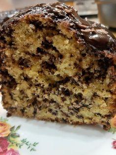 Κέικ Μυρμηγκάτο με γιαούρτι Greek Desserts, Greek Recipes, Desert Recipes, Kitchen Recipes, Cooking Recipes, Sponge Cake, Nutella, Food To Make, Banana Bread