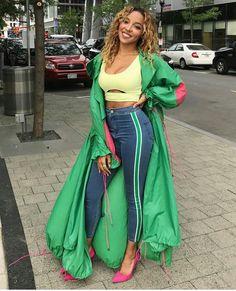 Tinashe Runway Fashion, Fashion Models, Fashion Trends, Trending Fashion, Tinashe, Fabulous Fabrics, Instagram Fashion, Fashion Photography, Photography Magazine