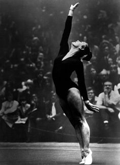 Nancy Thies Marshall '79: Member of 1972 U.S. Women's Olympic Gymnastics Team