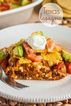 Texas Casserole at http://therecipecritic.com