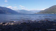 Der große See Lago Maggiore  #lagomaggiore #italien #schweiz