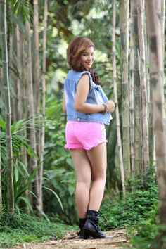 MYE DOMAIN: Lizette's Pre Debut Pictorial Pre Debut Photoshoot, Photographs And Memories, Projects To Try, Ideas, Thoughts