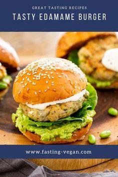 Lime Recipes Vegan, Easy Delicious Recipes, Vegetarian Recipes, Tasty, Vegan Meals, Asian Recipes, Edamame, Asian Vegetables, Vegetarian Breakfast