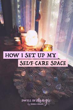 meditation room decor How I set up my self-care space in my new home Meditation Raumdekor, Meditation Room Decor, Meditation Quotes, Relaxation Room, Meditation Tattoo, Zen Room Decor, Meditation Pictures, Zen Yoga, Meditation Benefits