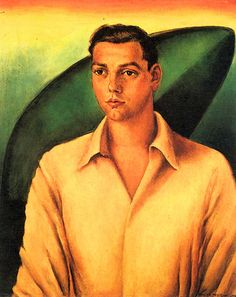 Retrato de Nonê (Oswald de Andrade Filho), 1935 / Anita Malfatti