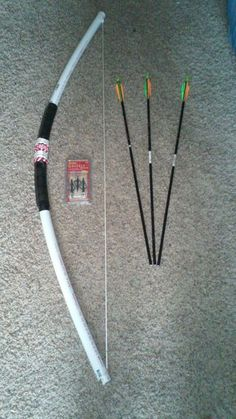 DIY PVC bow 75+ lb draw!: This is a powerful pvc bow that has a draw weight of 75+ lbs. Some of the stuff needed is optional but to ensure durability and power I recommend using everything in this instructible. **I am not responsible for any damage or injury done to property or your self**
