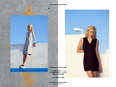 Stories Collective / Perfect Blue / Photography Lucie Hungary / Styling Stefanie…