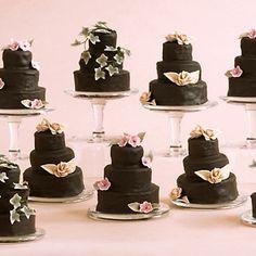 Mini+Wedding+Cakes   The Awesometastic Bridal Blog: Mini Wedding Cakes!