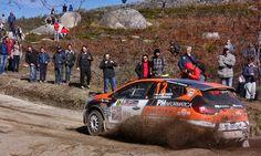 Rally Serras de Fafe 2017: Gil Antunes vence nos RC3