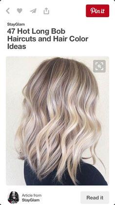 hair - lob