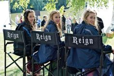 Reign, behind the scenes Reign Cast, Reign Tv Show, Mary Queen Of Scots, Queen Mary, The Cw Shows, Tv Shows, Serie Reign, Reign Hairstyles, Reign Quotes