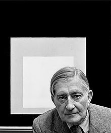 Josef Albers (1888-1976), teacher at the #Bauhaus since 1925, the year the Bauhaus moved from Weimar to Dessau.