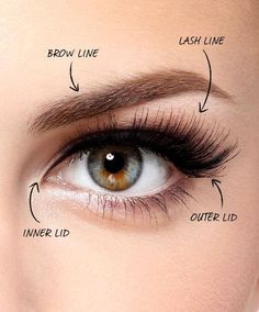 Lesson No. 5: Make your eyes pop by changing their shape