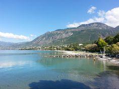 Almyros, close to Kalamata, Peloponnissos, Greece Greece Travel, River, City, Outdoor, Outdoors, Greece Vacation, Cities, Outdoor Living, Garden