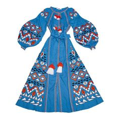 Embroidery Ukrainian Embroidery Boho Chic Dress Embroidered Clothing... (£300) ❤ liked on Polyvore featuring dresses, light purple, women's clothing, bohemian dress, geometric pattern dress, boho chic dresses, blue embroidered dress and blue bohemian dress White Embroidered Dress, Embroidered Clothes, Ukrainian Dress, Dress Patterns, Pattern Dress, Dinners For Kids, Embroidery Dress, Boho Chic, Bohemian