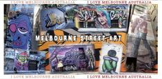 Melbourne Street Art   / PC049