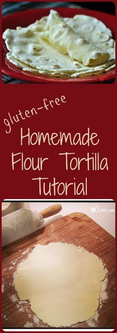 Corn tortillas are great to have on hand for that emergency quesadilla craving, but they are no substitute for a soft, pliable gluten free flour tortilla! ~gfJules.com