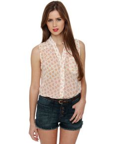 Can't Heart-ly Wait top med print