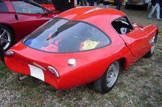 1959 Abarth-Alfa Romeo 1300 or 1000 Berlinetta Colani