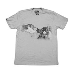 Meowmore Tee Men's, $16, now featured on Fab.