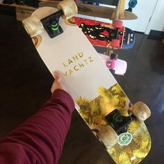 It's been another crazy year with longboards and cruisers. We never expected that so many of you would be into it! We still have a few beauties left in stock and this unit will fit nicely into lockers for all of you back to school peoples out there. Open until 5 today!