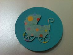 baby, tag, blue, scrap, cupcake toppers