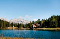 5 semplici e romantiche passeggiate per raggiungere 5 rifugi del Trentino, sulle Dolomiti di Brenta, in Val di Fassa, sopra il Lago di Garda...
