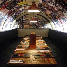 "67 Likes, 9 Comments - WILAL (@whatiloveaboutlondon) on Instagram: ""are cosy restaurant caves. : são restaurantes com cavernas aconchegantes. . . . . .…"""