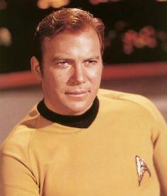 Capitão James T.Kirk
