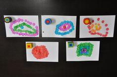 copy patterns of color