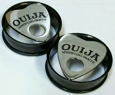 Planchette Ouija Plugs (Available in Sizes 10-30 mm) #plugs