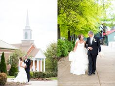 First Baptist Church Wedding :: Calhouns on the River Wedding :: Eden Bliss Weddings