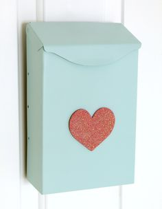 "Great idea for any parent who has to make a ""Valentine Mail Box"" for school.  Why didn't I think of this???"