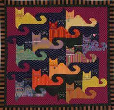 cat quilts - Buscar con Google