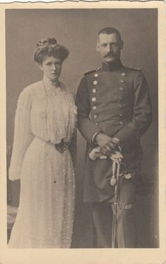 Rupprecht and Marie Gabrielle