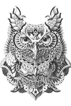 Product Information - Product Type: Tattoo Sheet Set Tattoo Sheet Size: Tattoo Application & Removal Instructions Brown Tribal Owl Tattoo Birdy Bird Wrist Arm Back Shoulder Thigh Leg Calf Ankle Forearm Black Henna