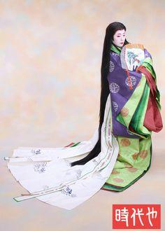 New Year campaign ☆ twelve-layered ceremonial kimono | era and staff blog