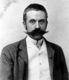 Stanford White, brilliant architect and notorious debaucher who was shot by his ex-lover's jealous husband.