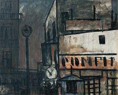 View Escena de ciudad con reloj By Alceu Ribeiro; Oil on hardboard; Access more artwork lots and estimated & realized auction prices on MutualArt. Landscapes, Painters, Artwork, Oil, Artists, American, Urban Landscape, Uruguay, Scene