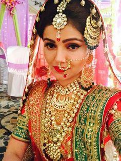 Rubina as Soumya in Shakti