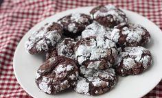 Flourless Fudge Cookies - less than 100 calories each